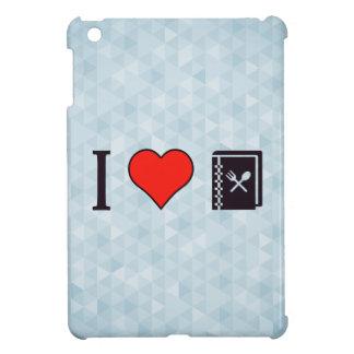 I Heart Trying New Recipes Case For The iPad Mini