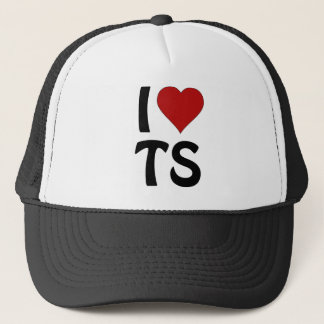I Heart TS Trucker Hat