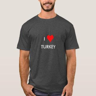 i heart turkey T-Shirt
