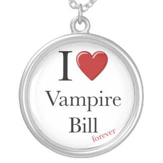 I heart Vampire Bill Necklaces