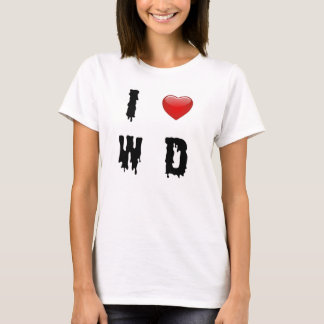 I Heart WD T-Shirt