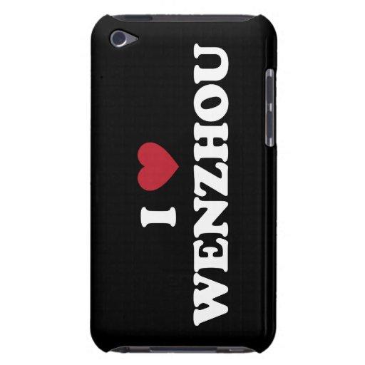 I Heart Wenzhou China iPod Case-Mate Case