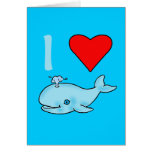 I Heart Whales Products