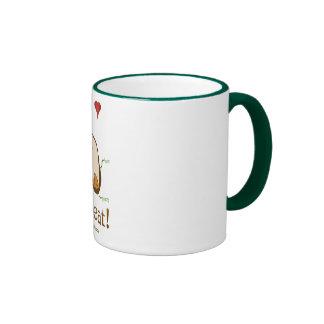 I Heart Wheat! Mug