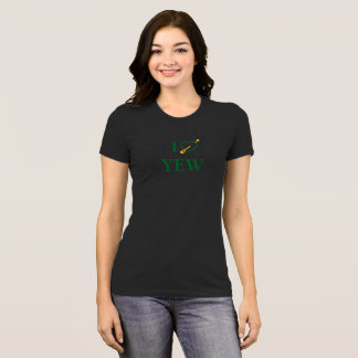 I *HEART* YEW T-SHIRT