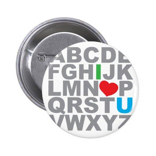 i heart you! button