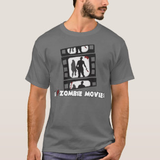 I Heart Zombie Movies T-Shirt