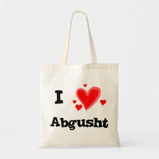 I Hearts Abgusht Persian Soup Beef Tote Bag