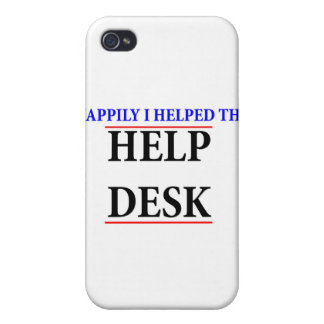 I helped the help desk iPhone 4/4S covers