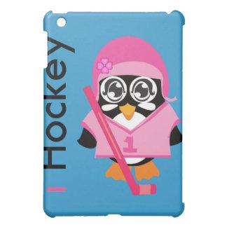 i Hockey Penguin Case For The iPad Mini