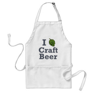 I [hop] Craft Beer Standard Apron