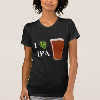 "I ""hop"" IPA design T-Shirt"