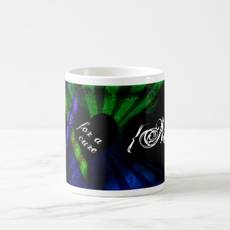 I Hope For A Cure Ribbon Mug