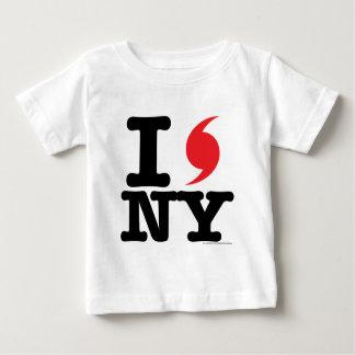 I Hurricane New York Baby T-Shirt
