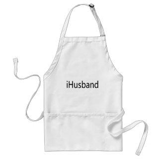 I Husband Standard Apron