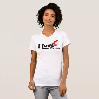 i I Love my Stepmom T-Shirt