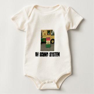 i&i sOUND sYSTEM baby wear Baby Bodysuit