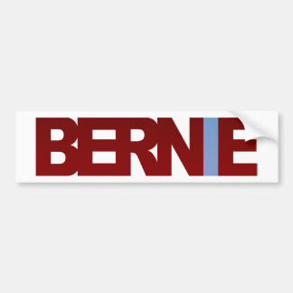 I in BERNIE Bumper Sticker