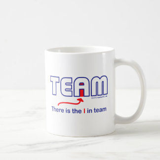 i in team white.pdf coffee mug