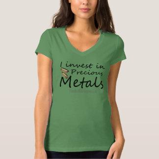 I invest in precious metals T-Shirt