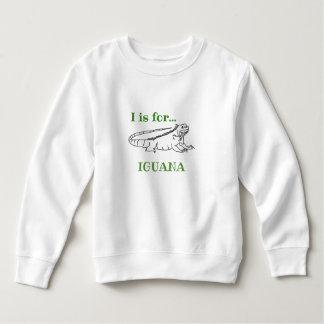 I is for Iguana Sweatshirt