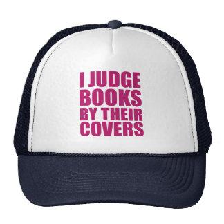 I Judge Books Hat