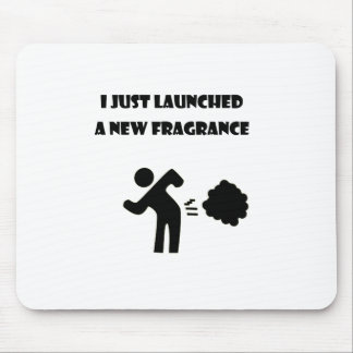 I just launched a new fragrance mouse pad