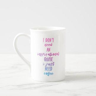 I Just Need Coffee Mug