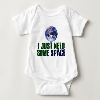 I Just Need Some Space Baby Bodysuit