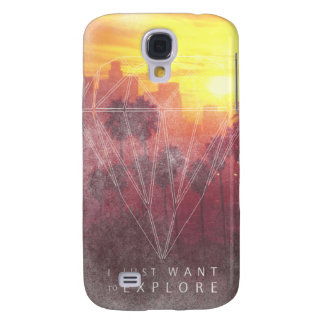 I Just Want ton of Explore Samsung Galaxy S4 Cases