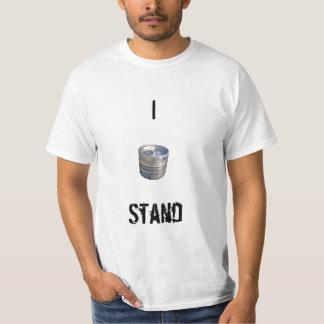 I KEG STAND T SHIRT