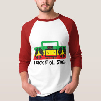 I KICK IT OL' SKOOL T-Shirt