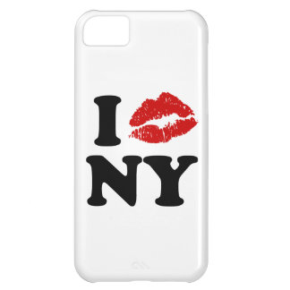 I Kiss New York Cover For iPhone 5C