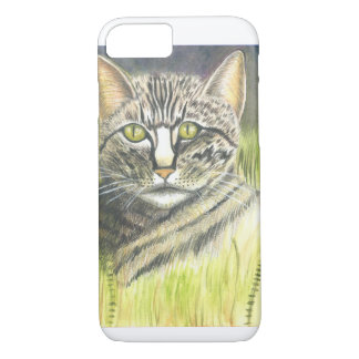 I Kitty portrait iPhone 8/7 Case