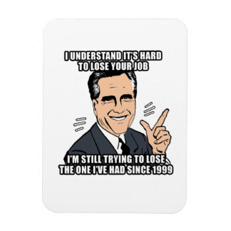 i know it's hard to lose your job - .png rectangular photo magnet