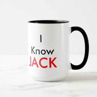 I Know Jack Mug
