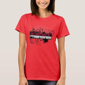 I know Krav Maga T-Shirt