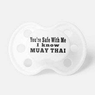 I know Muay Thai Dummy