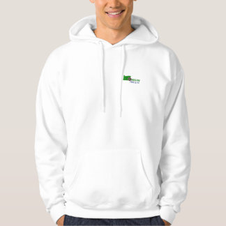 I Know Someone Who Covers His Back... Hoodie