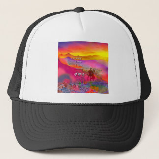 I know that I love you Trucker Hat