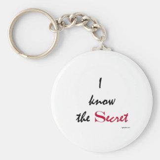 I know the Secret Key Ring