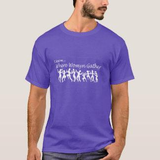 I Know...WWG  T-shirt