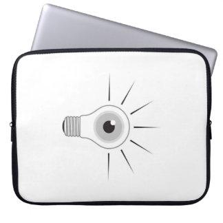 I - LAMP LAPTOP SLEEVE