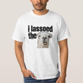 I lassoed the llama T-Shirt