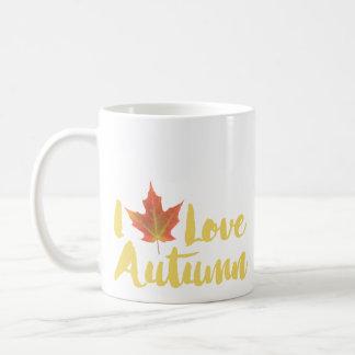 I Leaf Autumn Coffee Mug