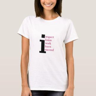 I Learn (purple) T-Shirt