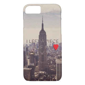 I Left... iPhone 7 Case