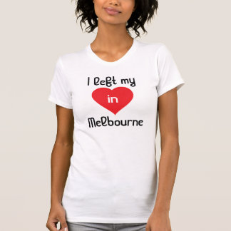 I left my heart in Melbourne Tshirts
