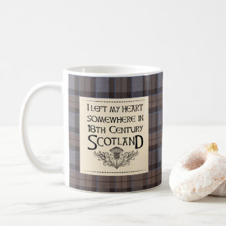 I Left My Heart in Scotland Coffee Mug