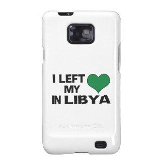 I left my love in Libya. Samsung Galaxy S2 Cases